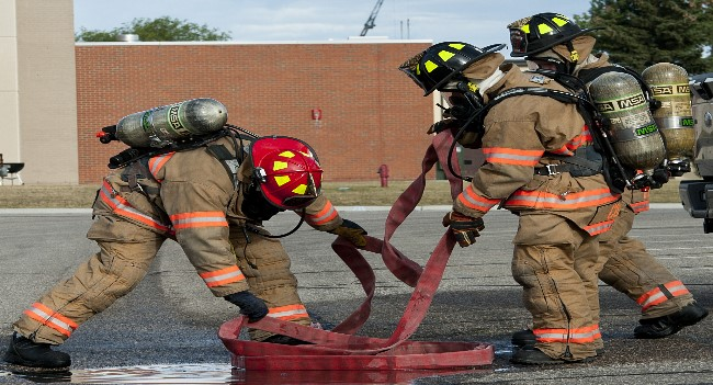 FIRST RESPONDER COURSES