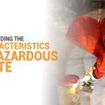 working with hazardous wastes