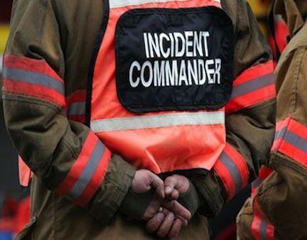 OSHA On Scene Incident Commander Training - $105