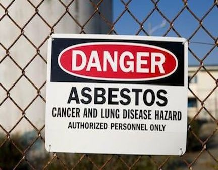 OSHA Asbestos Awareness Training - $45