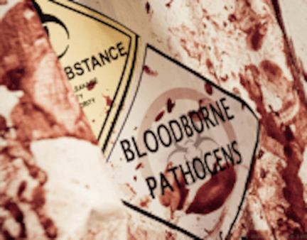 OSHA Bloodborne Pathogen Training - $39