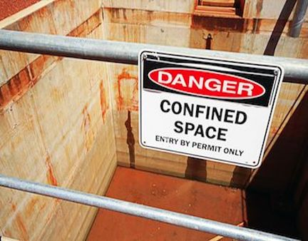 OSHA Confined Space Operations Training - $59