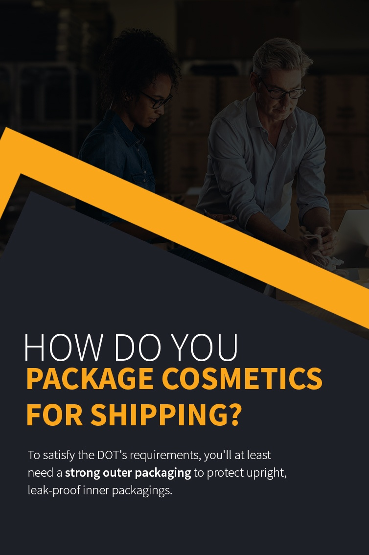How Do You Package Cosmetics for Shipping
