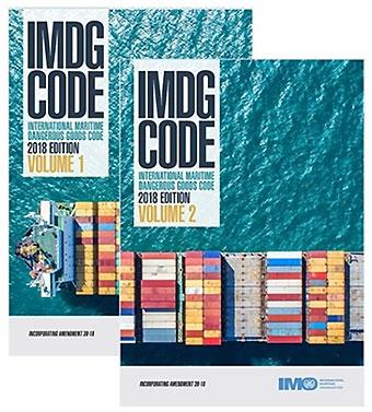 international maritime dangerous goods book