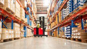 Warehouse Worker Forklift Operator