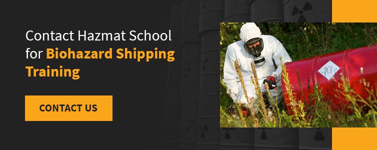 Biohazard Shipping Training With Hazmat School